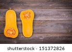 Sliced Butternut Squash Over...