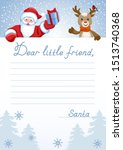 Layout Letter From Santa Claus...