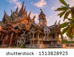 Thailand. Fragment Of The...