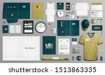 creative corporate identity... | Shutterstock .eps vector #1513863335