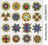 originally created vector... | Shutterstock .eps vector #151388555