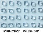 isolated ice cube  cold freeze... | Shutterstock . vector #1514068985