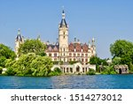 The Schwerin Palace  As Seen...