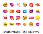 sale banner badge. special... | Shutterstock .eps vector #1514331992
