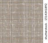 seamless linen fabric texture.  ... | Shutterstock .eps vector #1514341892