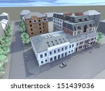 architecture historical...   Shutterstock . vector #151439036