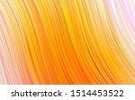 light yellow  orange vector...   Shutterstock .eps vector #1514453522