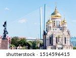 Russia  Vladivostok. Downtown...