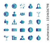 25 decent icon sheet of... | Shutterstock . vector #1514636798