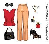 color vector realistic... | Shutterstock .eps vector #1515073952
