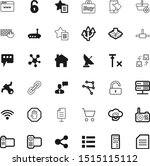internet vector icon set such...