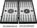 backgammon   traditional...   Shutterstock .eps vector #1515159425