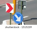 road signs | Shutterstock . vector #1515239