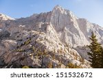 Mount Whitney Trail Is A Trail...