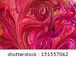nail polish texture  | Shutterstock . vector #151557062