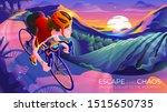 an illustration of a woman... | Shutterstock .eps vector #1515650735