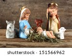 Christmas Time And Jesus