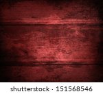 Abstract Red Background Black...