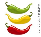 Red  Yellow  Green Hot  Chili...