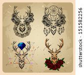animal,antlers,art,backdrop,background,beauty,black,calligraphic,calligraphy,canvas,card,circle,collection,curly,deco