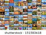 Mediterranean Vacation Collage...