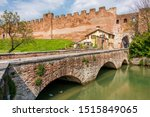 The Medieval Walls Of...
