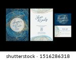 invitation to the wedding  a... | Shutterstock .eps vector #1516286318