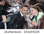 liam payne from one direction... | Shutterstock . vector #151655225