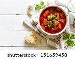 soup   Shutterstock . vector #151659458