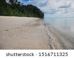 Beach With Beautiful Sea Sand ...