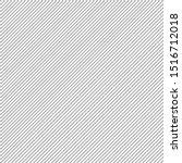 vector line pattern. gray... | Shutterstock .eps vector #1516712018