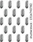 buta pattern art design for... | Shutterstock . vector #1516743782