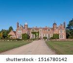 Kentwell Hall Suffolk Tudor...