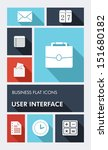 business elements mobile ui...