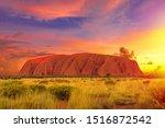 Uluru  northern territory ...