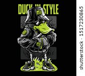 Duck In Style Neon Series...