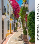 A Picturesque And Narrow Street ...