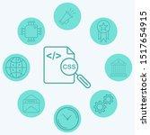 coding file vector icon sign...