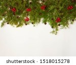 christmas or new year... | Shutterstock . vector #1518015278