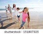 multi generation family having... | Shutterstock . vector #151807325