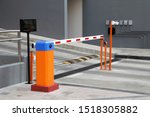 Automatic Barrier Gate With...