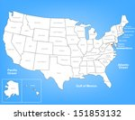 america,american,boundary,capital,capitol,cartography,country,diagram,geographic,geography,illustration,landmark,map,southwest,state