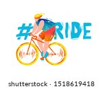concept in flat style with... | Shutterstock .eps vector #1518619418