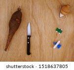 Cassava Manioc  Yuca   Knife...