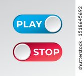 play and stop toggle switch...