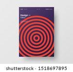 amazing business presentation... | Shutterstock .eps vector #1518697895