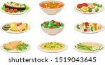 vector isometric illustration... | Shutterstock .eps vector #1519043645