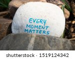 Stone With Motivational...