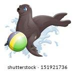 seal | Shutterstock .eps vector #151921736