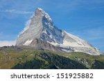 Matterhorn  4478m  In The...